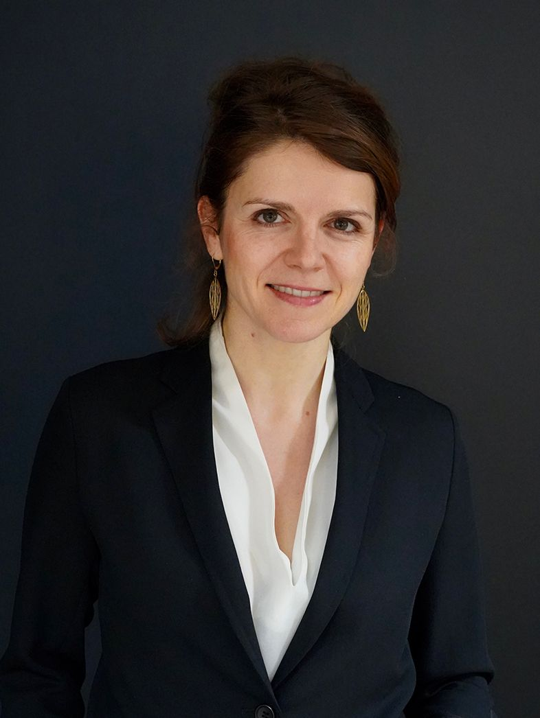 Dr Bénédicte Dupas, ophtalmologue à Paris 5 au Centre ophtalmologique COSS