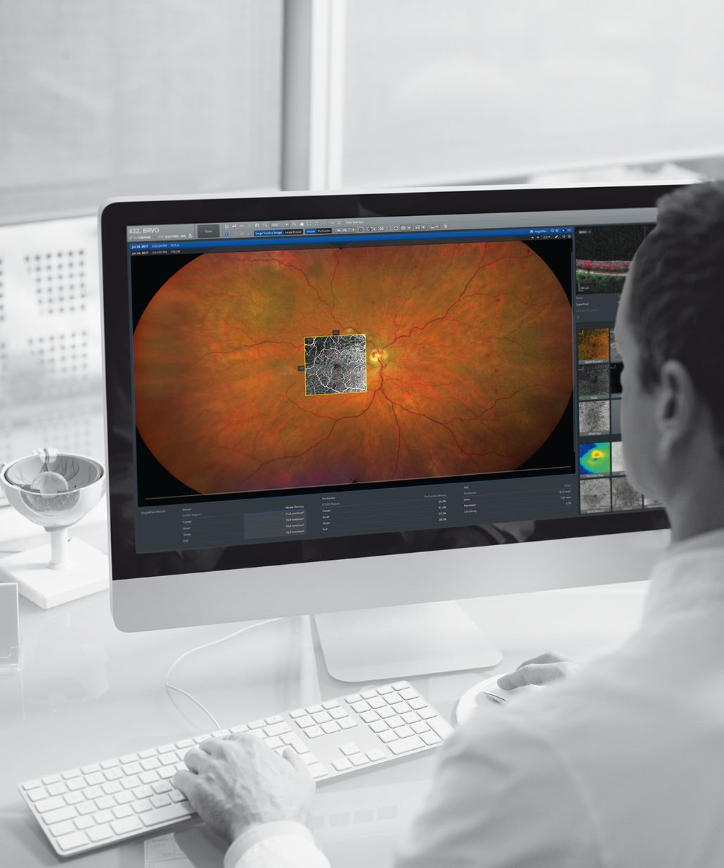 La consultation médicale à Paris 5 au Centre ophtalmologique COSS