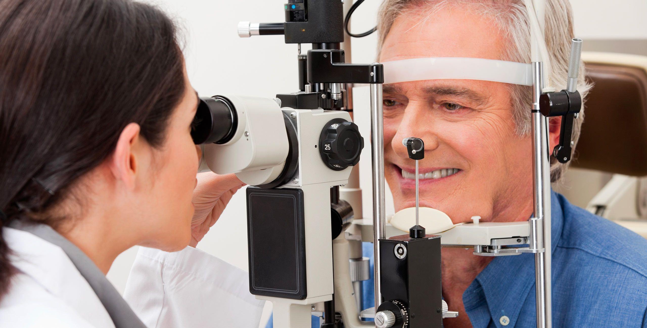 L'examen biomicroscopique à Paris 5 au Centre ophtalmologique COSS