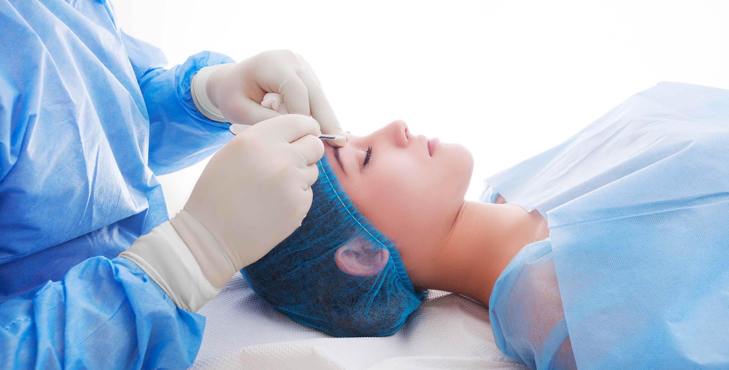La chirurgie esthétique des paupières à Paris 5 - Centre ophtalmologique COSS