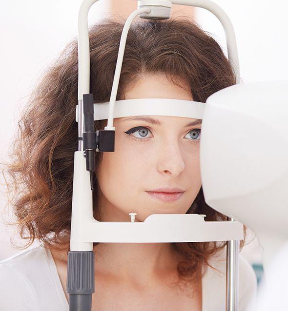 Examen Biométrique de l'oeil à Paris 5 au Centre ophtalmologique COSS